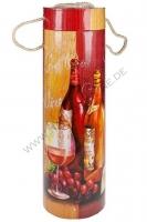 "Bottle Box ""wine"" red"