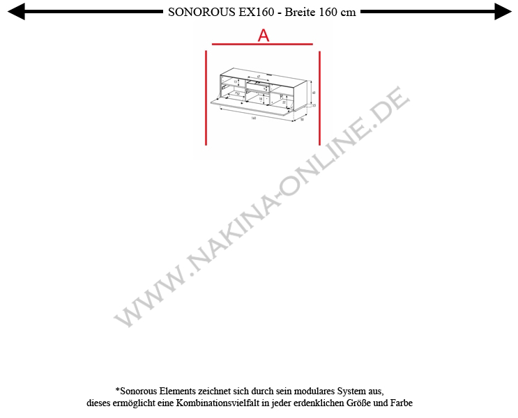 sonorous tv furniture elements ex260 ex20 dd ex11 dd ex20