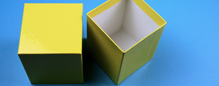 Gift box 13,6x13,6x10 cm