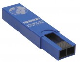 Smellkiller - Zielonka Squeezee - Pocket ashtray (blue)