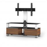 Sonorous TV-Furniture Saragossa MD8123-B-INX-WNT