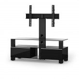 Sonorous TV-Furniture Saragossa MD8123-C-HBLK-BLK